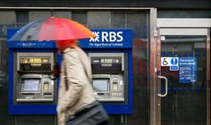 Royal Bank of Scotland boasts 752million annual profit  first time in black for 10 YEARS