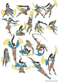 Native American Boy or Man - Male Pose Sheet - Human Poses - Different Angles - Perspective - Drawing Reference Character Design Cartoon, Character Design References, Character Drawing, Character Design Inspiration, Character Concept, Concept Art, Game Character, Animation Reference, Drawing Reference Poses