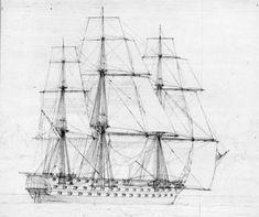 The Ship-of-the Line CHRISTIAN VIII