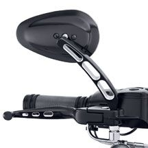 I don't want the mirror, but I love the brake/clutch lever