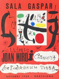 Bilderesultat for joan miro poster
