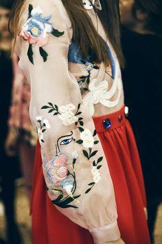 "coolchicstylepensiero: "" Milan Fashion Week: Vivetta AW16 """