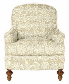 Upholstered Chairs by Maine Cottage - Dani Chair