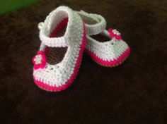 Newborn girl shoes