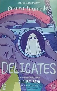 Delicates by Brenna Thummler Book Review Blogs, Book Recommendations, Any Book, Love Book, Ya Books, Books To Read, Best Book Reviews, Nonfiction Text Features, Comic Manga