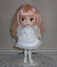 Blythe Custom Little Angel Doll Japanese Artist | eBay