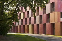 DL-A Designlab-Architecture - Elderly housing, Chêne-Bougeries 2016. Via, 2.