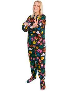 Brown Bear Footie Pajamas, Bears in the Woods Footed Pajamas | The ...