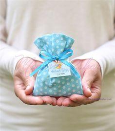 Lavanta Kesesi Bebek Şekeri Uçan Balon Seyahati