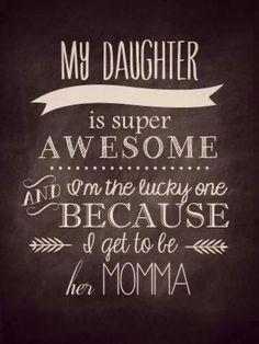 #Daughter ♥