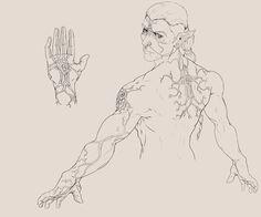 Full-Body Vallaslin Idea (Falon'Din) by Rae-mell