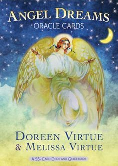 Angel Dreams Oracle Cards - Doreen Virtue and Melissa Virtue