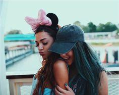 #hairgoals #SisterGoals #HappyBirthdayNikiAndGabi @PrincessLHarris