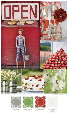 mood board: Farm Fresh