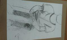 15 min tekening