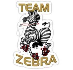 Team Zebra needs this for ref baskets!