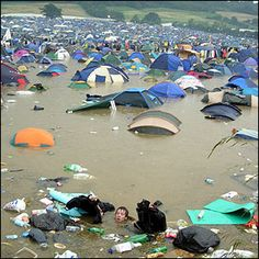 Glastonbury--our ancestors lived close by this famously spiritually renewing gathering place.