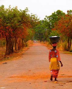 The Republic of Guinea-Bissau, Africa