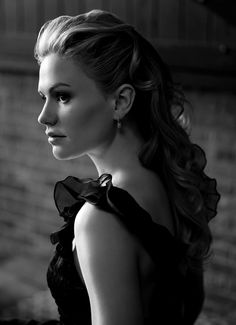 Anna Paquin- Marie 'Rogue'