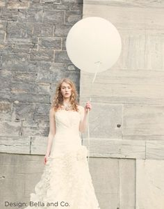 Large White Latex Balloons | Event Decorations | Afloral Wedding Decorations