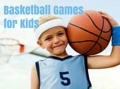 5 Fun Basketball Games for Kids Besides H-O-R-S-E | ACTIVE -