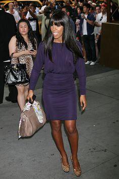 Kelly Rowland Derek Lam dress