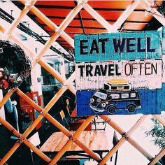 #travel #eat #trip #viajantes #mochilao #viagens #rolepelomundo