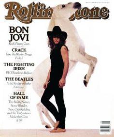 $24.99 Bon Jovi is an American rock band from Sayreville, New Jersey. Formed in 1983, Bon Jovi consists of lead singer and namesake Jon Bon Jovi (John Francis Bongiovi, Jr.), guitarist Richie Sambora, keyboardist David Bryan, drummer Tico Torres, as well as current bassist Hugh McDonald. http://www.youtube.com/watch?v=SRvCvsRp5ho