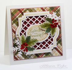Celebrate the Season by thecircleguru - Cards and Paper Crafts at Splitcoaststampers