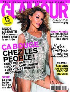 Kylie Minogue n°77 Août 2010