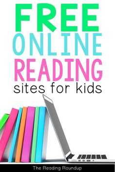 There are many factors to consider when planning for your reading small group instruction. Hopefully, this comprehensive list of FREE online reading websites will help you get started! This list of websites for kids provides you with engaging books and passages to use with your guided reading groups! Make planning for distance learning so much easier with these resources! #thereadingroundup #guidedreading Online Reading For Kids, Reading Websites For Kids, Reading Sites, Reading Resources, Reading Activities, Small Group Reading, Guided Reading Groups, Reading Practice, Teaching Reading