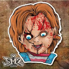 181 Best Horror Stickers images in 2019 | Stickers, Horror