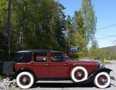 1928 Trouville Sedanca de Ville by Brewster (chassis S222FP)