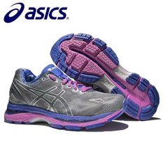 24b7942ecb 2019 ASICS GEL-KAYANO 19 T750N-9093 Original New Arrival Official Asics  Women's Sneakers