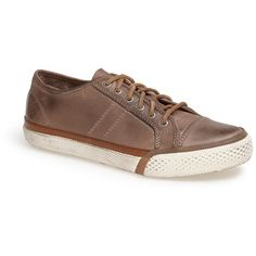 Frye Greene Low Sneaker ($90) these are the ones I wore for years and