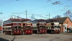 Trolley buses