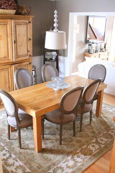 #ThriftDee #WorldMarket Dining Room Chairs