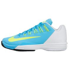 0e802403f120 ALL NEW Nike Women s Lunar Ballistec 1.5 Tennis Shoe. XDR rubber for prime  durability in