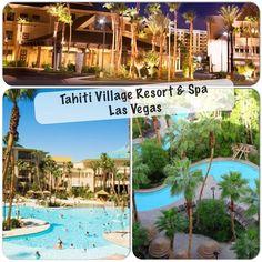 Las Vegas.Tahiti Village~this is the place!!!