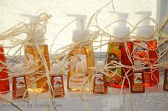 Fall Baby Shower Food Ideas--Sisterhood of the Sensible Moms
