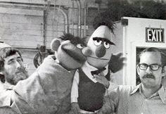 Jim Henson, Frank Oz
