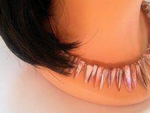 Naszyjnik z masy perłowej