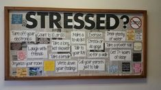 Stress tips bulletin board - Esare Poyna Counselor Bulletin Boards, Health Bulletin Boards, Nurse Bulletin Board, College Bulletin Boards, Interactive Bulletin Boards, Newspaper Bulletin Board, Guidance Bulletin Boards, Interactive Walls, High School Counseling