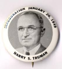 Harry S Truman (May 1884 – December an American politician who served as the US President assuming the office upon the death of Franklin D Roosevelt during the waning months of World War II. American Presidents, Us Presidents, The 33, Harry Truman, The Marshall, December 26, Roosevelt, Death, War