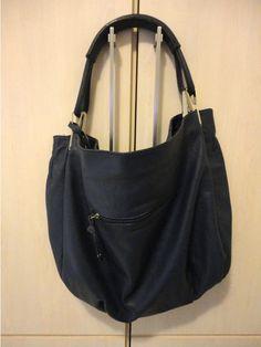 bolsa de couro smartbag - ombro smartbag