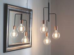 Kattovalaisin musta BOGNA_690984 Beliani, Decor, Pendant Lighting, Lamp, Light, Pendant Lamp, Ceiling, Pendant Light, Ceiling Lights