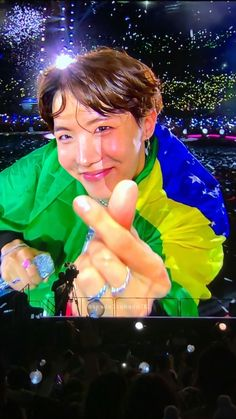 jhope in Brazil Gwangju, Jung Hoseok, Foto Bts, Namjoon, Taehyung, Jin, J Hope Tumblr, J Hope Smile, J Hope Dance