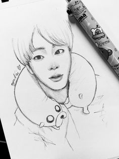 "nyannai: ""It's been awhile since I've drawn Jin so why not """