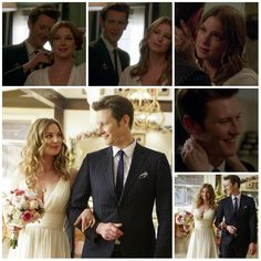 Revenge - Serie TV - look - style - estilo - inspiration - inspiração - moda - fashion - dress - Jill Ohanneson - vestido - noiva - bride - casamento - Wedding - o fim - the end - amor - love - melhor amigo - best friend - final feliz - happy ending - Amanda Clarke - Emily Thorne (Emily VanCamp) - Nolan Ross (Gabriel Mann)