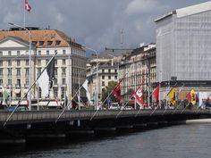 Paul's Bank office in Geneva